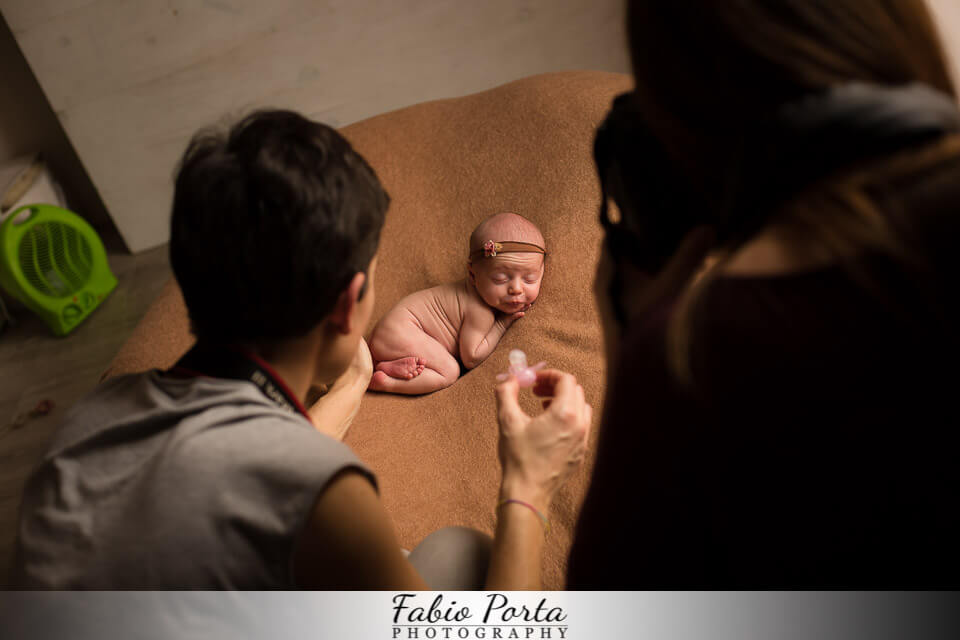 Workshop Newborn & Belly a Roma | Fotografo neonati Modena
