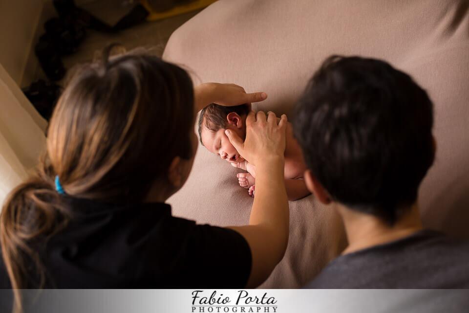 Workshop Newborn and Belly - Fotografo neonati modena - 005