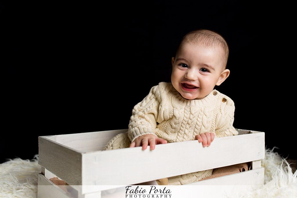 ritratto francesco Servizio Bebè Fotografo bambini neonati Modena, Reggio Emilia, Parma, Bologna